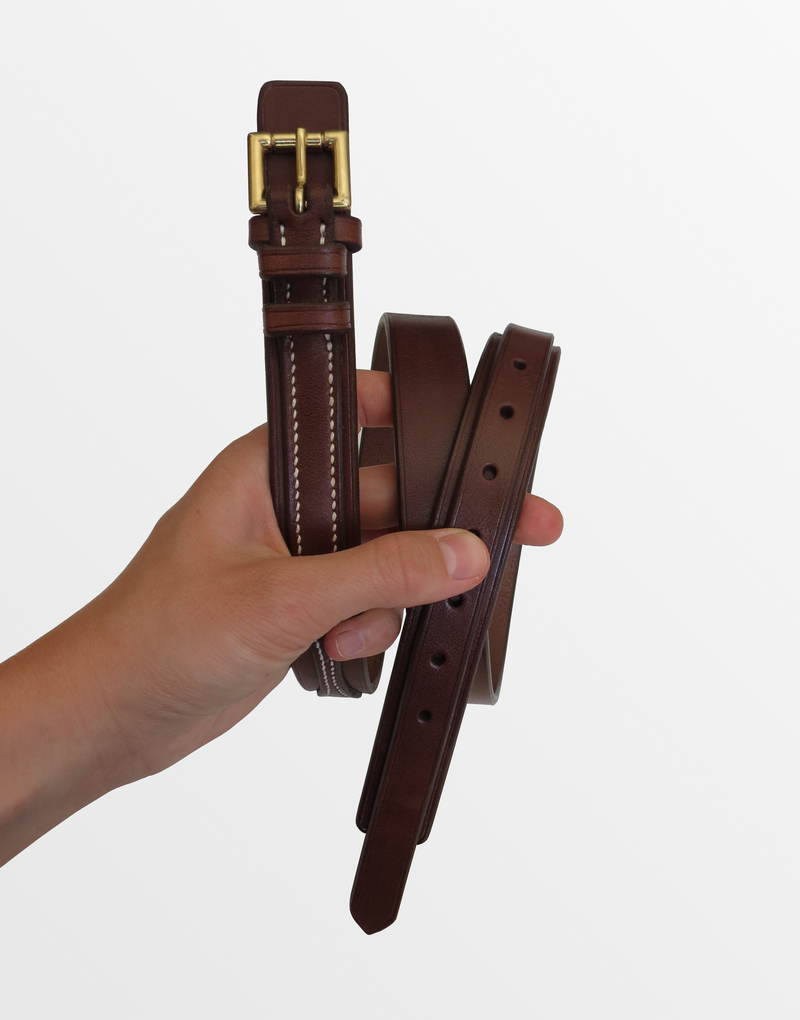 ceinture sur modèle cuir