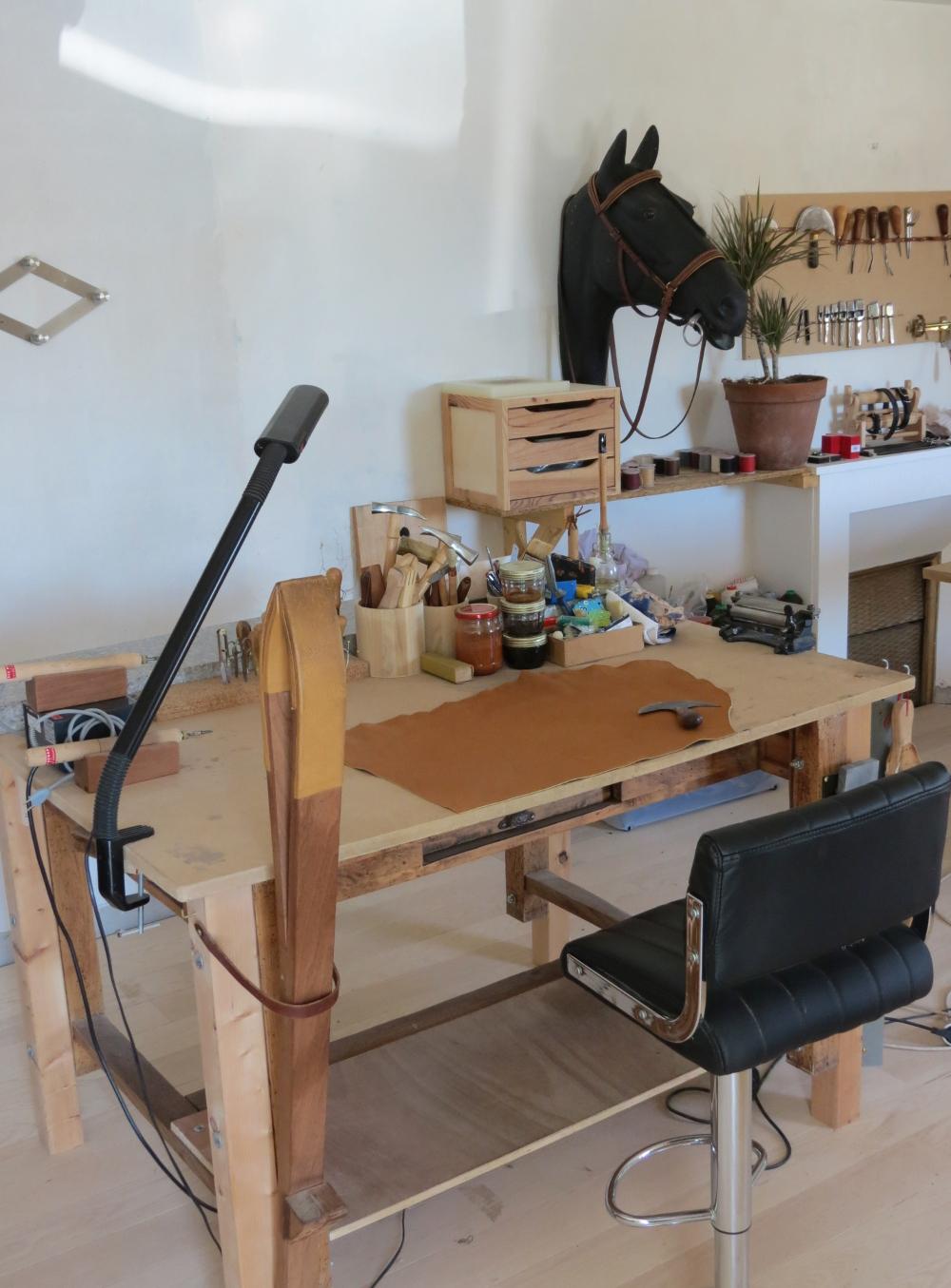 atelier sellerie touarnet