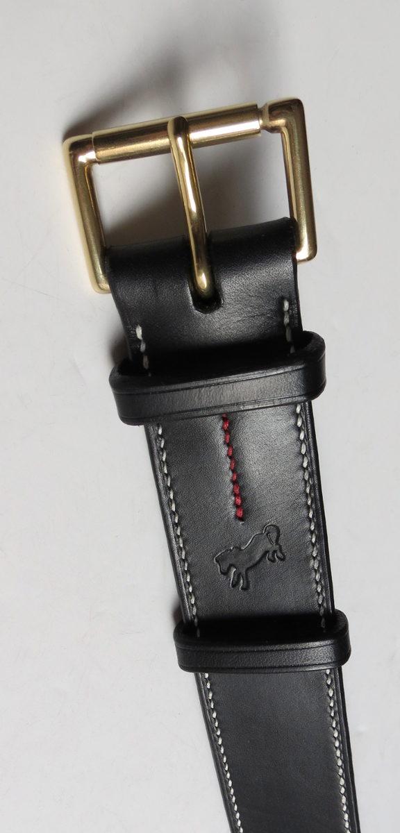 Image d'une ceinture artisanale de qualité
