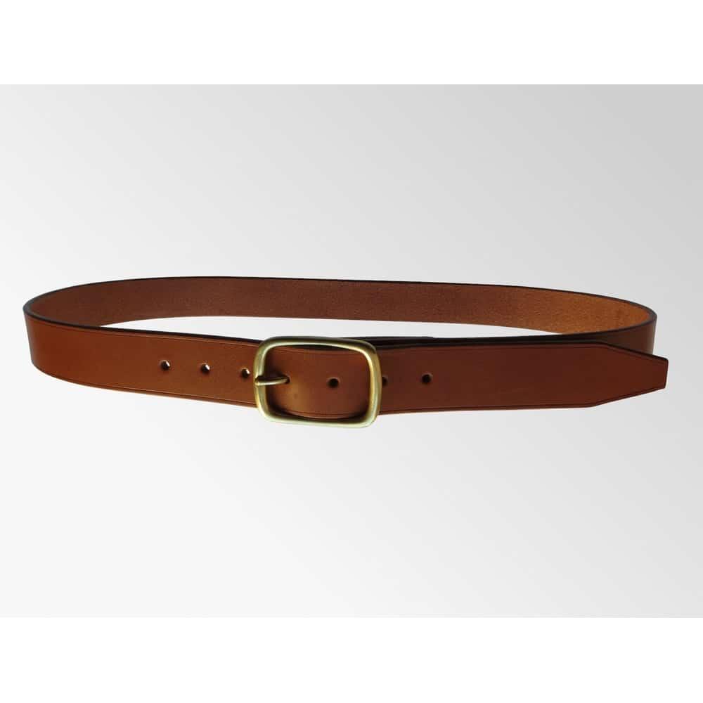 ceinture épurée cognac fabriquée en france haut de gamme