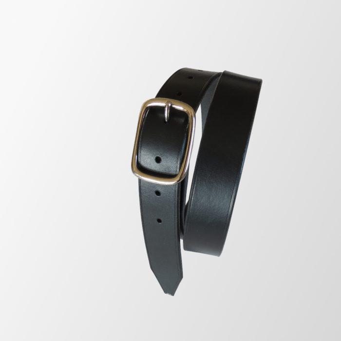 ceinture épurée cuir haut de gamme made in france