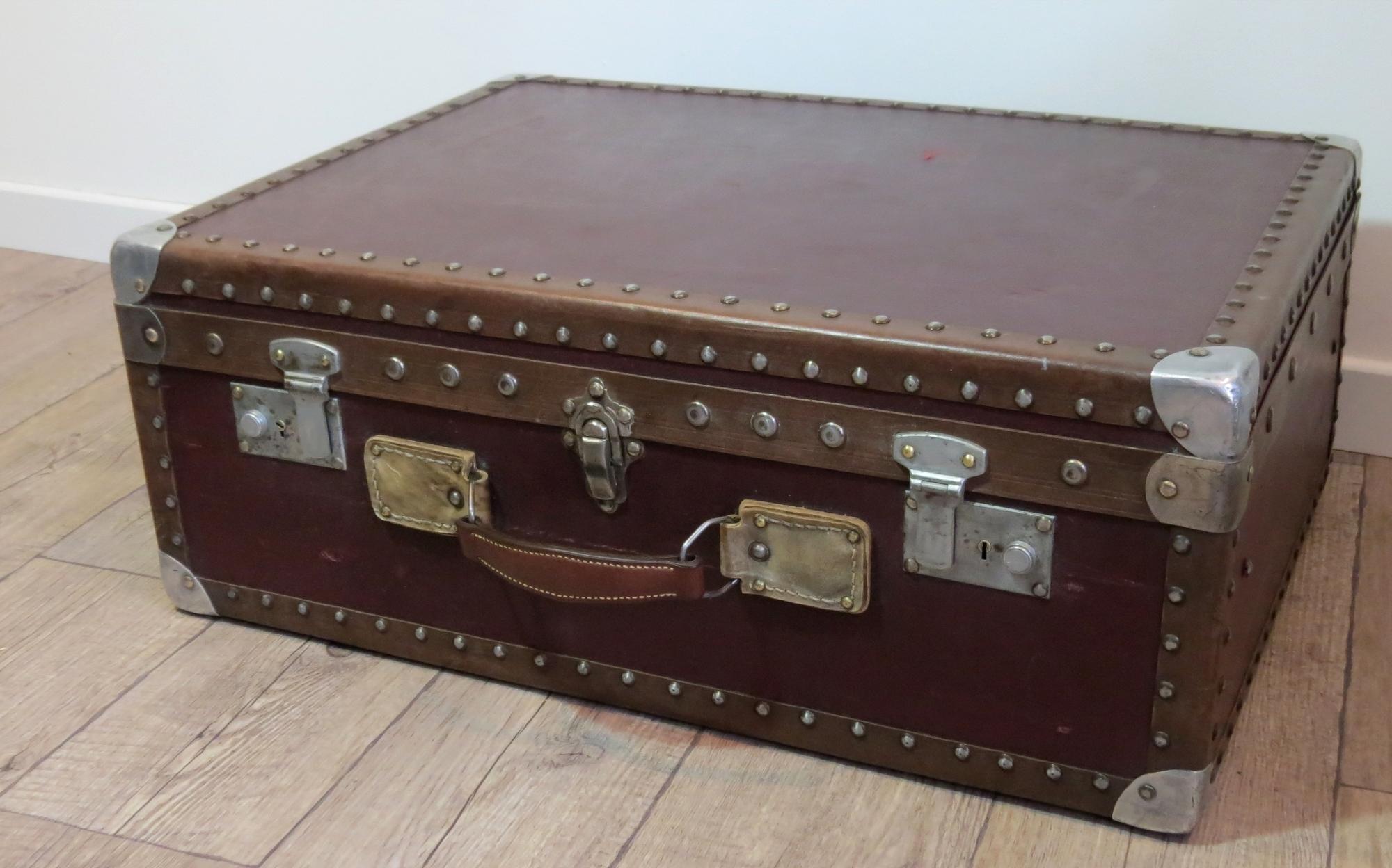 réparation poignée valise après