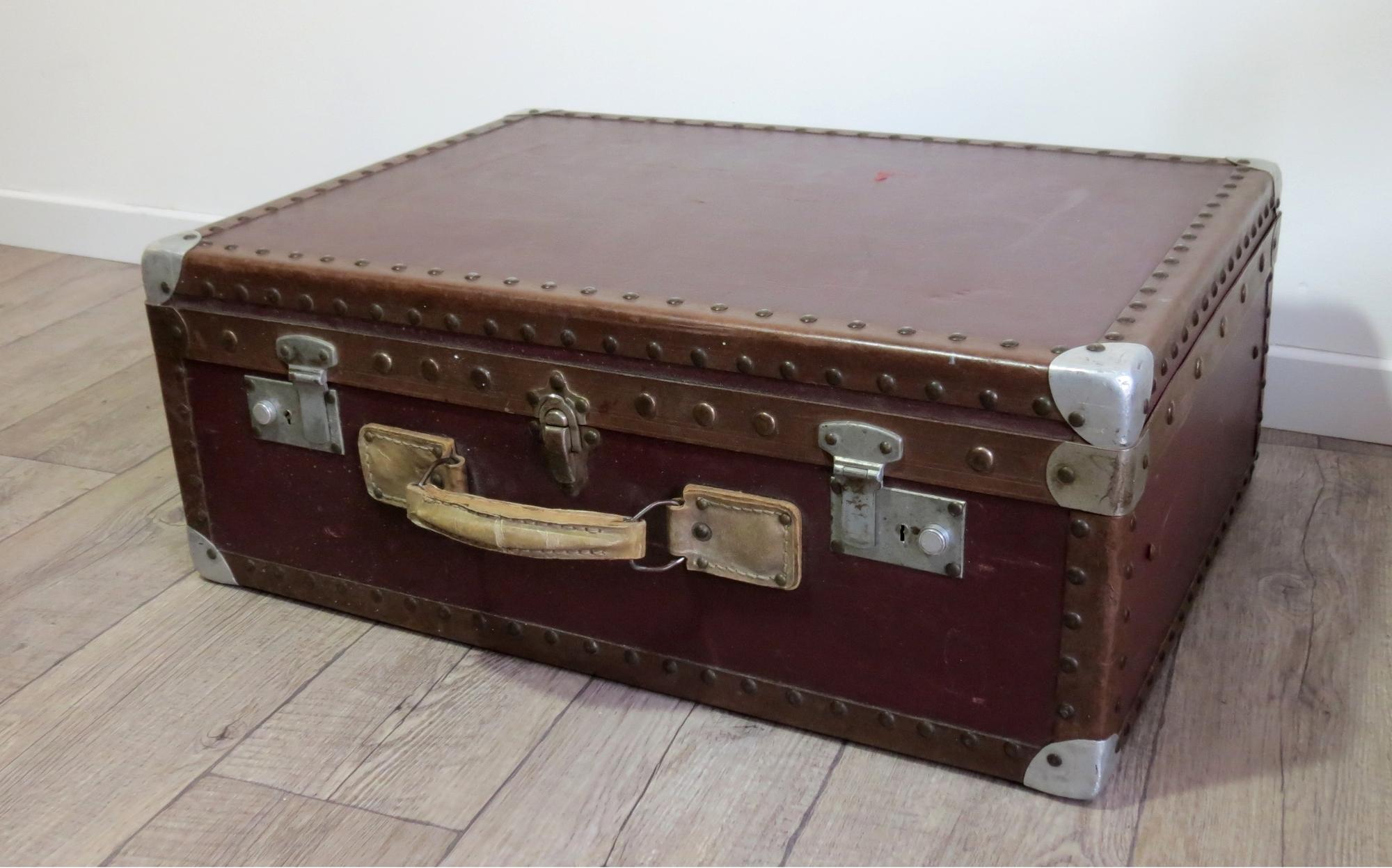 réparation poignée valise avant