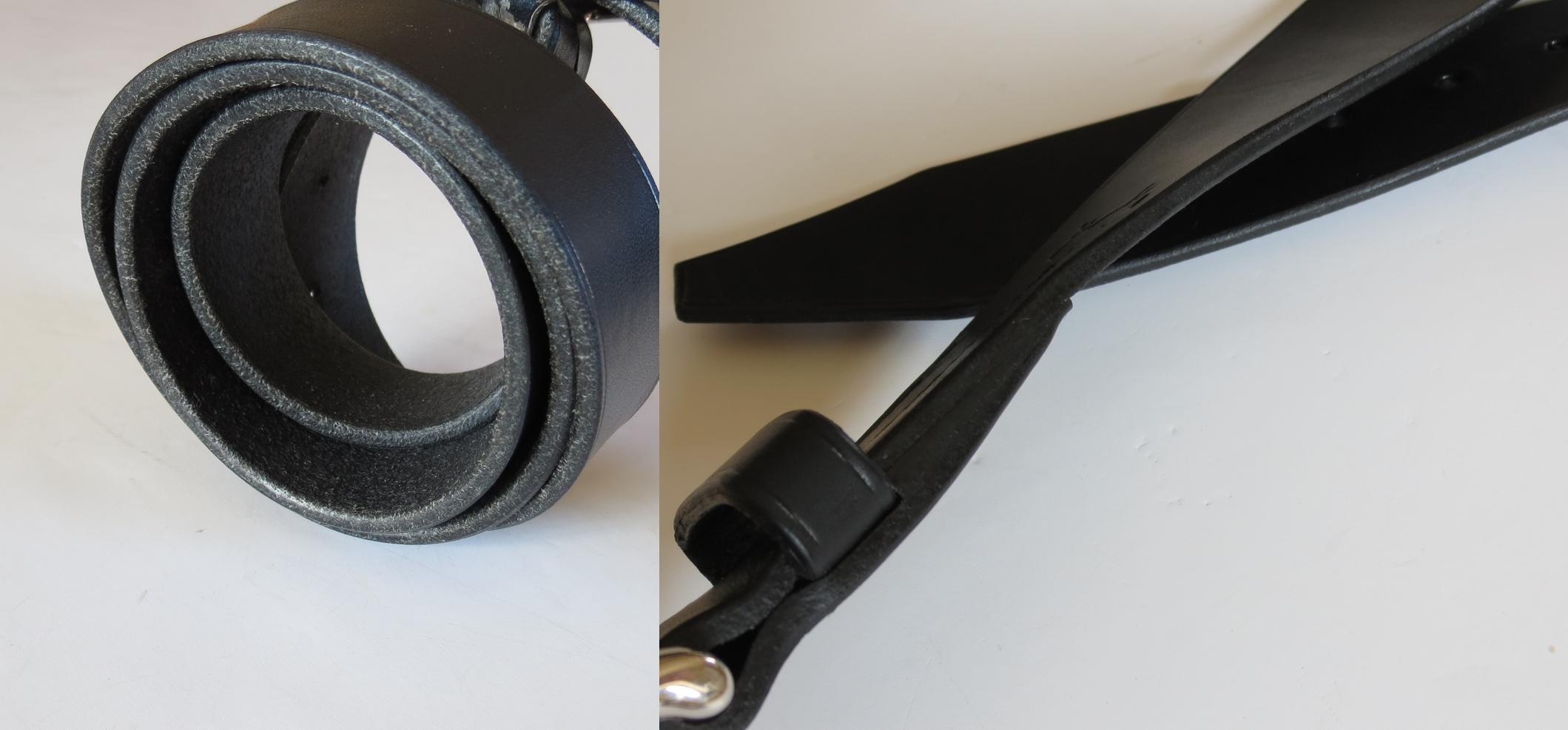teinture cuir noir